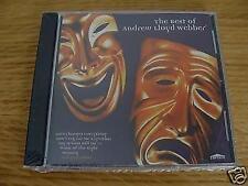 CD Album: Andrew Lloyd Webber : The Best Of : Sealed