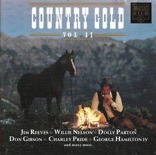 Waylon, Dolly Parton, Connie Smith etc: Country Gold Vol II - CD (1992)