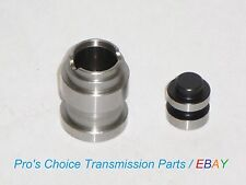 "**HI PERMORMANCE** .500"" TV Boost Valve & Sleeve Kit---Fits 200-4R Transmissions"