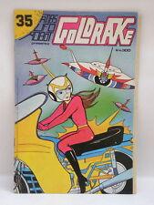GOLDRAKE 35 ATLAS UFO ROBOT 1979 fumetto edizioni FLASH