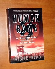 HUMAN GAME THE TRUE STORY OF THE GREAT ESCAPE MURDERS...