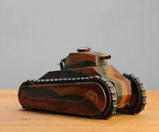 #Antique Toy Pre War# Tin MArklin Tank Clockwork Germany Wehrmacht 1930