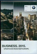 BMW Navigation DVD 1 ROAD MAP EUROPE BUSINESS 2015 1er, 3er, 5er, 6er, x5
