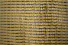 "Genuine Fender Tan/Brown Grill Cloth, 24"" x 36"" Precut Piece, MPN 0036797002"
