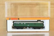 Arnold N Gauge 3301 Passenger Train Express Baggage Car MINT Boxed