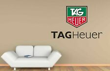 Tag Heuer Watches Wall Decals Stickers mural home decor for bedroom Sticker ST76
