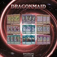 DRAGONMAID DECK 27 | HOUSE SEND-OFF LORPAR ERNUS WELCOME NUDYARL | MYFI YuGiOh