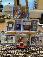 Steve McNair And 5 Other Jersey Cards