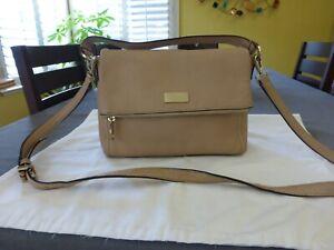 Kate Spade Highland Place Mini Maria Leather Crossbody Shoulder Bag Purse