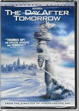 20th Cent. Fox, The Day After Tomorrow, 2004 Sci-Fi Film, Dennis Quaid, New Dvd