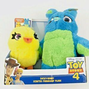 Toy Story 4 Ducky-Bunny Scented Friendship Plush Disney Pixar 2019 Movie