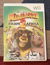 Madagascar 2 Escape 2 Africa (Nintendo Wii, 2008)