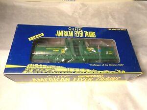 American Flyer 6-48235 TTOS 2008 USDA Forest Service Smokey Bear Tankcar / S  /