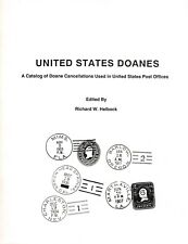 United States Doanes - Edited by Richard W. Helbock