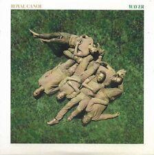 Royal Canoe Waver Promo CD Album