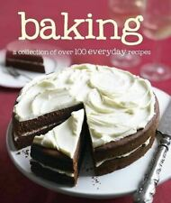 100 Recipes - Baking - Love Food, Parragon Books, Like New, Hardcover