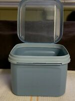 Tupperware Modular Mate Square Hinged Lid Container Box 1620 11 Cups