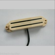 SEYMOUR DUNCAN COOL RAILS STRAT BRIDGE SCR-1B CREAM