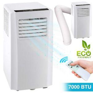 Condizionatore Portatile 7000 BTU Climatizzatore Aria Condizionata Ventilatore