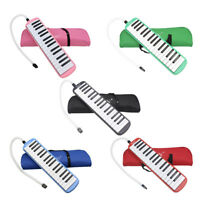 Portable Student Harmonica Music Instrument IRIN 32 Key Melodica Pianica w/ Bag