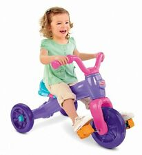 Tricycles For Toddlers Girls Fisher Price Kids Bike Adjustable Riding Trike Toy