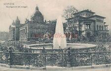AK, Kupferstich, Leipzig - Reichsgericht m. Anlagen, 1906; 5026-66