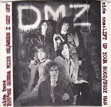 "DMZ - lift up your hood 45"" EP 4 tracks RED vinyl"