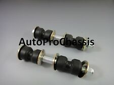 2 FRONT SWAY BAR LINKS PONTIAC TRANS SPORT 97-99