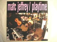 "MARC JEFFREY ""PLAYTIME"" - LP - THE BAND OF OUTSIDERS"