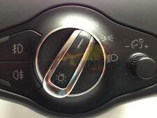 Audi A4 8K / Audi Q5 / Audi A5  2008- Aluring für Lichtschalter  / Alu Ring