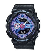 Casio G Shock * GMAS110HC-1A S Series Gshock Watch Black Women COD PayPal