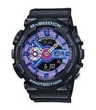 Casio G Shock *GMAS110HC-1A S Series Gshock Watch Black Women COD PayPal MOM17