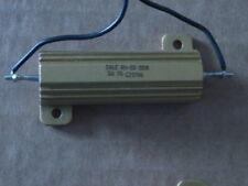 DALE RH-50 50W, 5 ohm 1% Power Risistor –for 54750A/83480A/E2602A