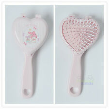 Cute My Melody Salon Edge Wet Hair Detangling Shower Brush Comb Tangle Free