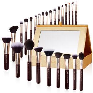 Jessup Make up Brushes Set Soft Eye shadow Blush Face Powder Foundation Blending