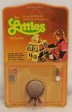 Mattel The LITTLES Dollhouse TILT TOP Living Room Diecast Metal Table #1799 NEW