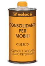 Veleca consolidante per Mobili ml 750 (21310)