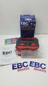 EBC DP32210C Redstuff Low Dust Ceramic Brake Pads Red Stuff Mercedes B01D3TN0R4
