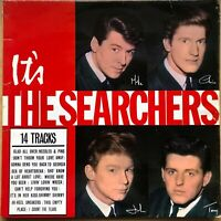 SEARCHERS ITS THE 1ST PRESS 1964 UK PYE  VINYL LP  NPL 18092