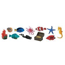 Coral Reef Toob Mini Figures Safari Ltd NEW Toys Educational Sea Life
