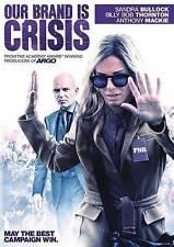 Our Brand Is Crisis (DVD Widescreen) Billy Bob Thornton, Sandra Bullock