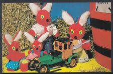 Children Postcard - Childs Toys - Dolls Fairy Tale Scene  A9620