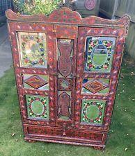 More details for vintage indian cupboard