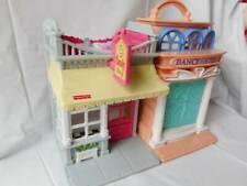 Vtg. Fisher Price Sweet Street Candy Shop & Dance Studio  #74923
