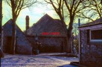 PHOTO  1967 SUSSEX COURTYARD AT TELSCOMBE MANOR