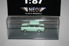 Neo Scale Models 1:87: 87326 Glas Isar T 700, türkis, OVP, Präsentationsbox