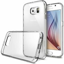 new style b4a7a deefe Clear Cases, Covers & Skins for Samsung Galaxy S6 for sale | eBay