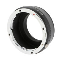 EOS-EOSM Adapter Ring for Canon EF-S EF Lens to EOS-M EF-M Mount Camera M M2