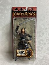 The Lord Of The Rings, The Two Towers, Helms Deep Aragorn Action Figure, 2003