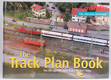 Marklin #07451 Marklin Track Plan Book for H.O. Layouts, New - Factory Sealed